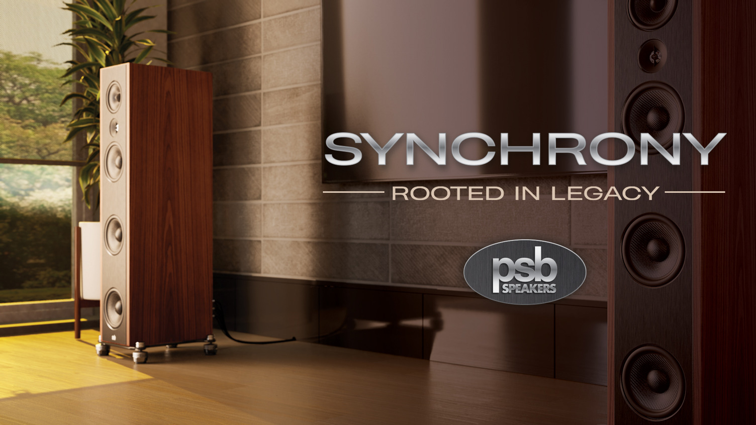 PSB Speakers Synchrony Live Event